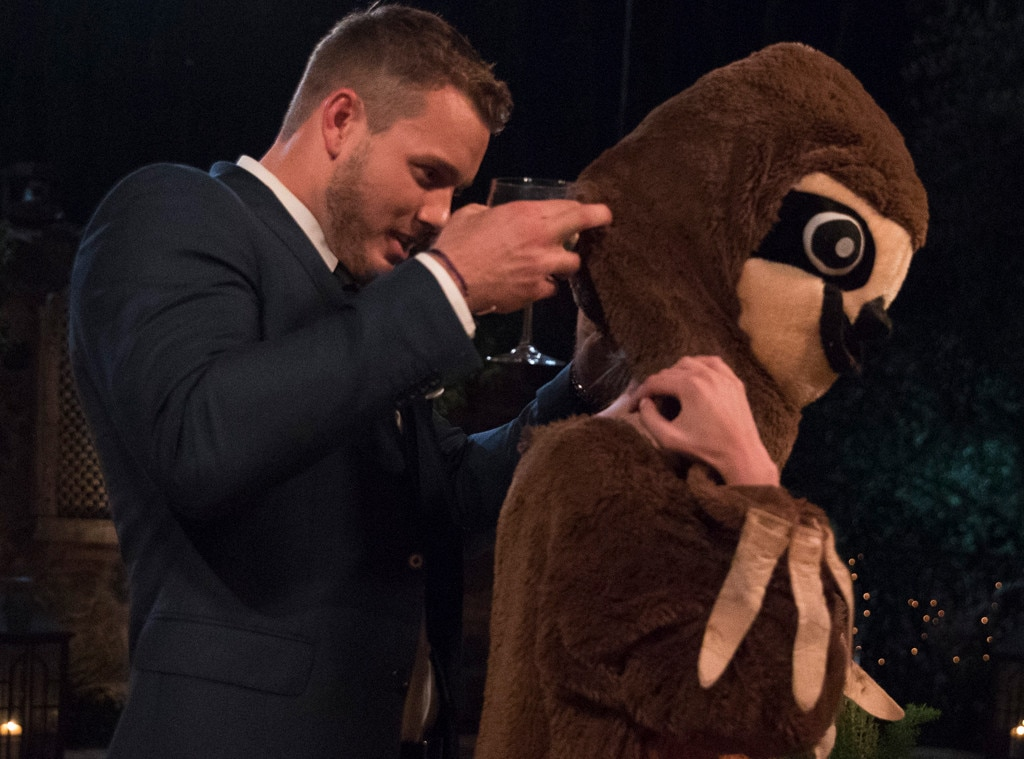 Do You Come Up With Your Own Limo Exit Line? - EW's on-set diary from Colton Underwood 's season of  The Bachelor  revealed a few important facts about how night one works.
