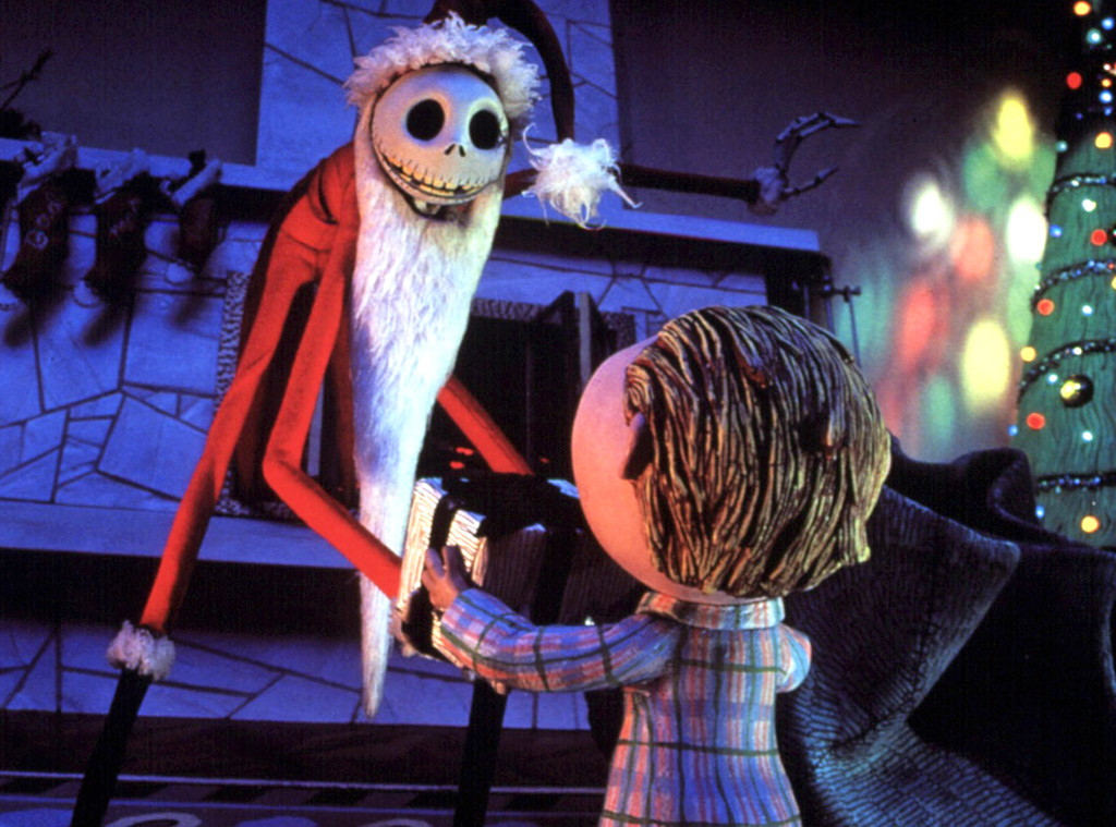 The Nightmare Before Christmas, Christmas Movies