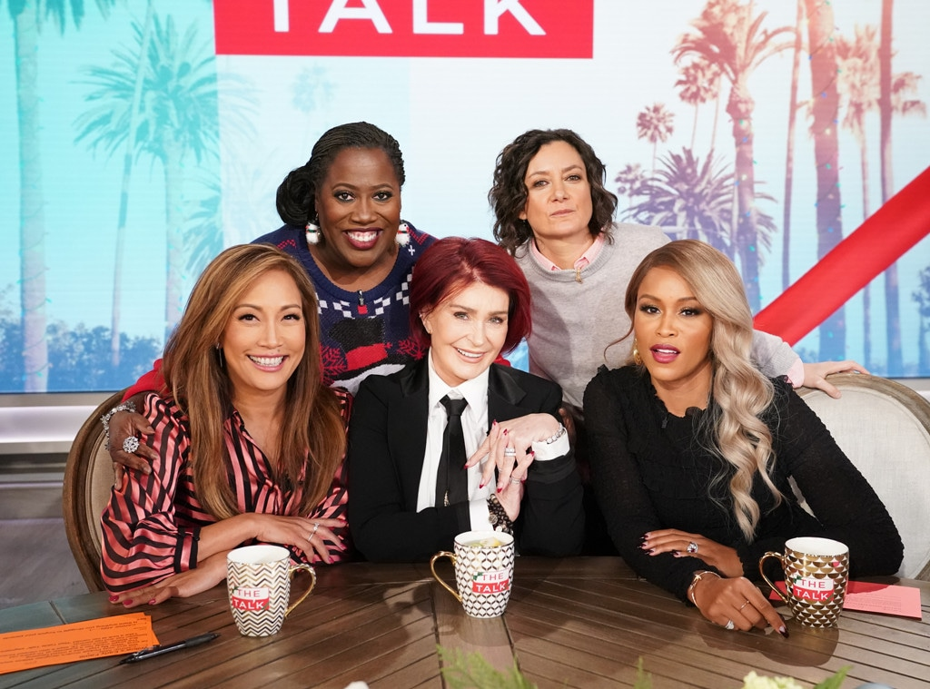 Carrie Ann Inaba, The Talk