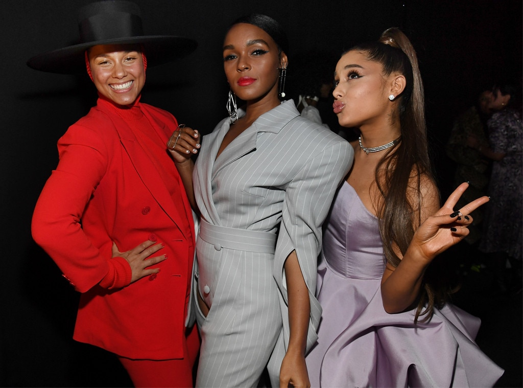 Alicia Keys, Janelle Monae, Ariana Grande, Billboard Women in Music 2018
