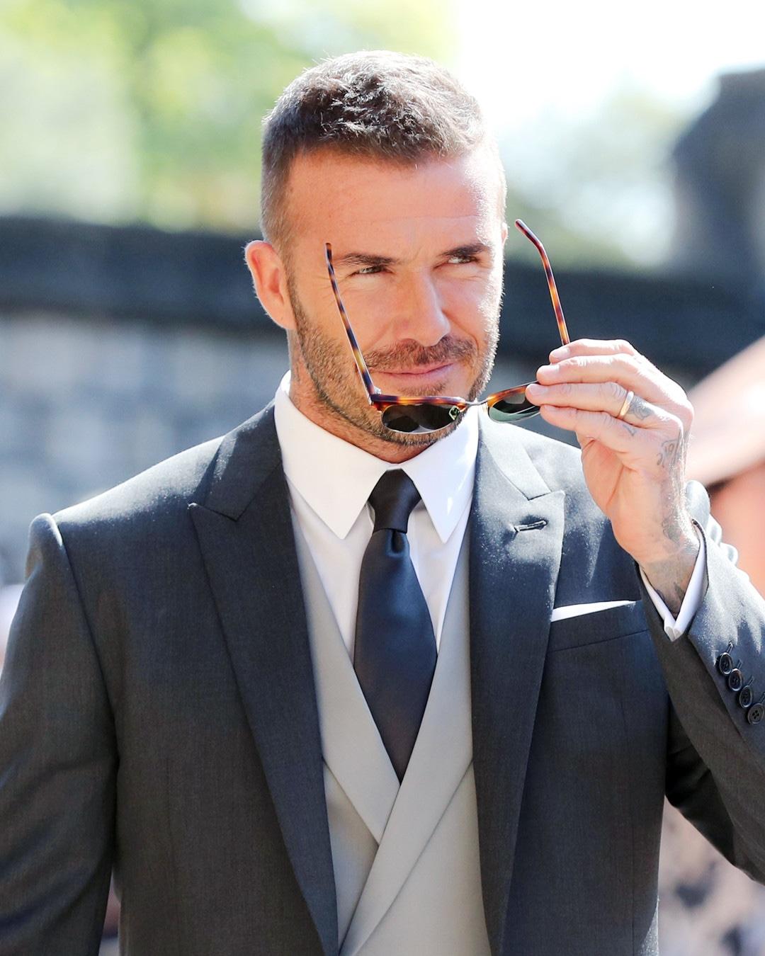ESC: David Beckham