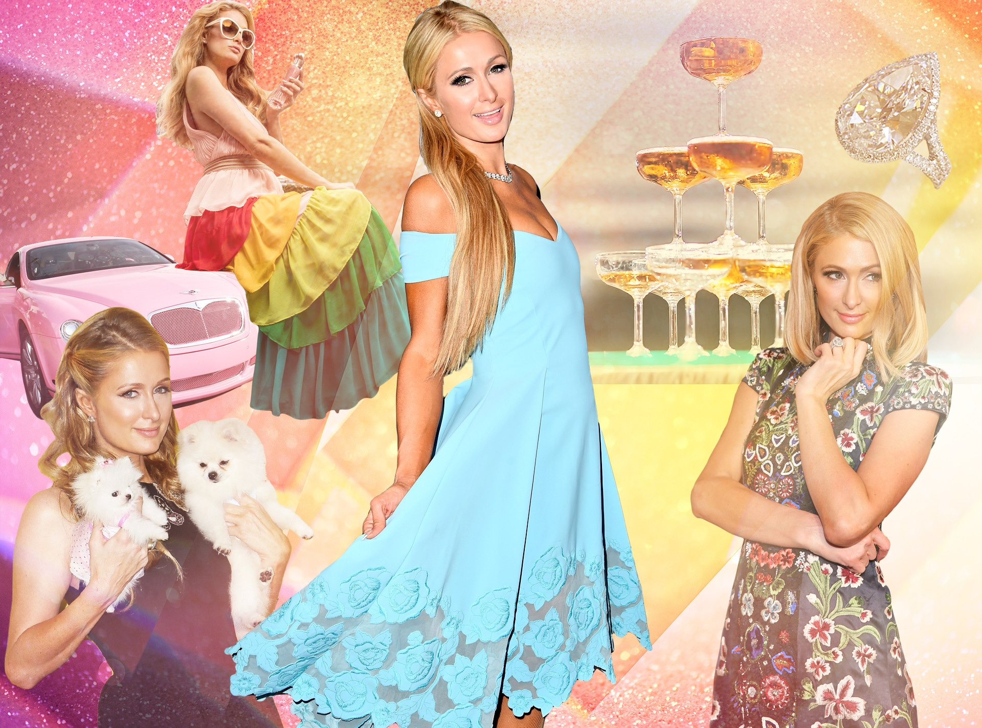 Paris Hilton, By The Numbers, Birthday