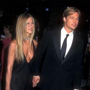 Jennifer Aniston, Brad Pitt, 2000