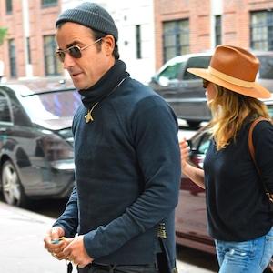 Jennifer Aniston, Justin Theroux