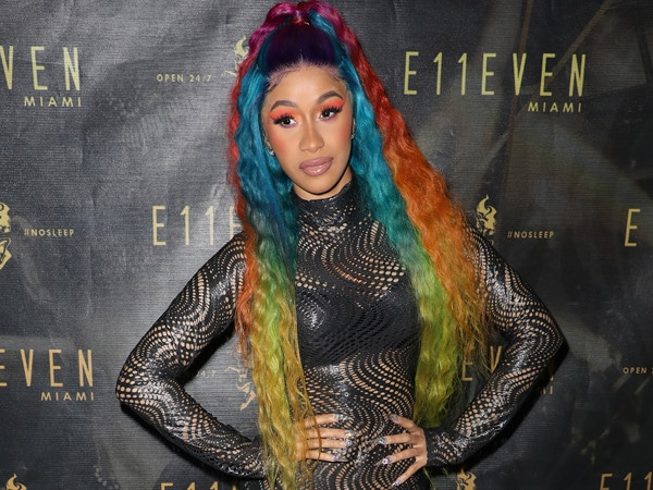 Cardi B Sends Mysterious Message After Offset Begs for Her Forgiveness