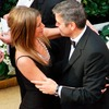 Jennifer Aniston, George Clooney, 2006 Oscars