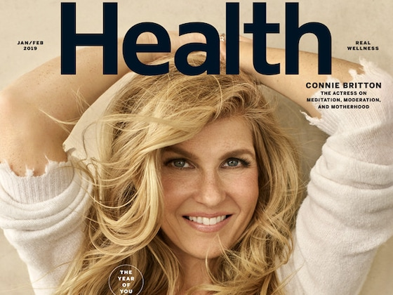 Why Connie Britton Believes Meditation Has Kept Her Wrinkle-Free