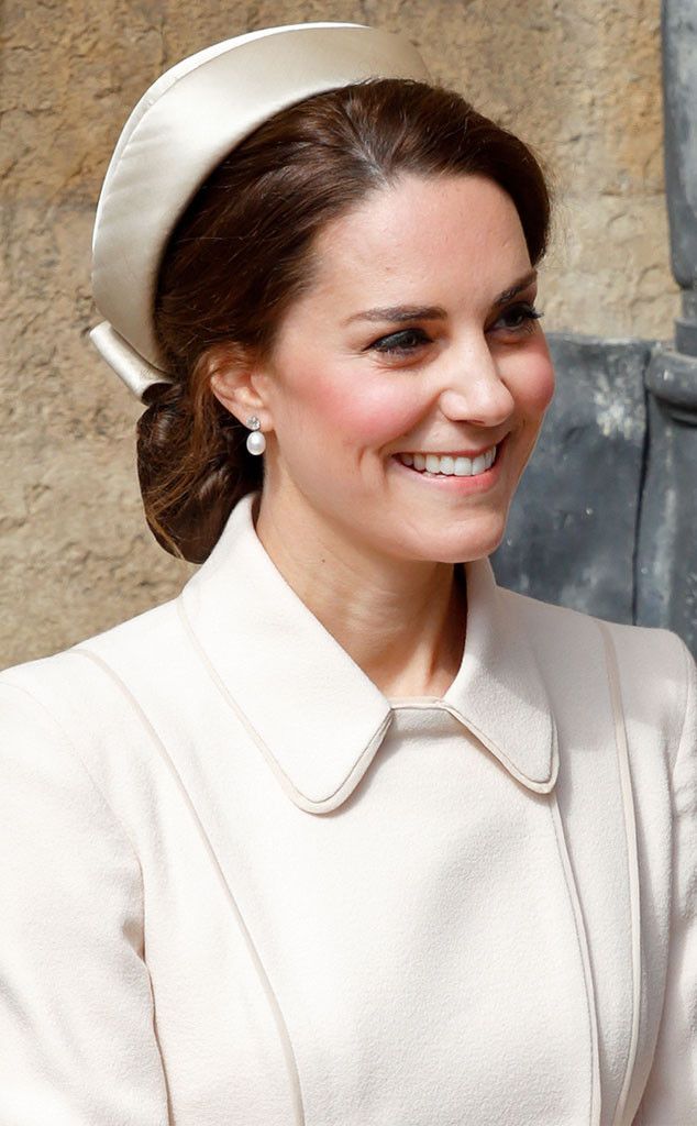 Kate Middleton, Hair Net