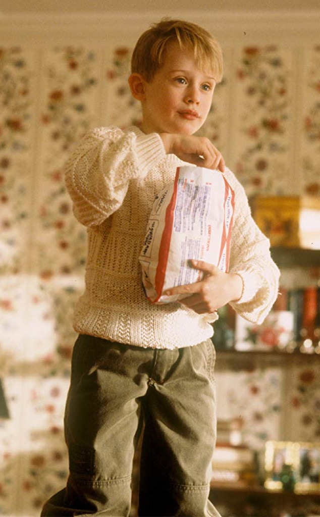 Home Alone, Kevin, Macaulay Culkin