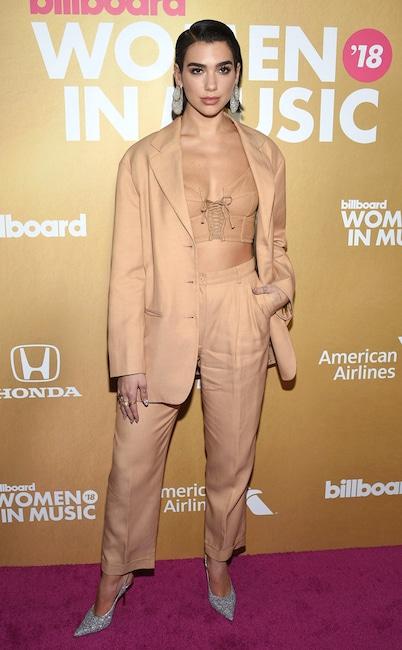 Dua Lipa, Billboard Women in Music 2018
