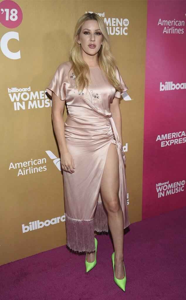 Ellie Goulding from 2018 Billboard's Women in Music Awards ...