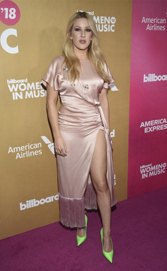 Ellie Goulding, Billboard Women in Music 2018