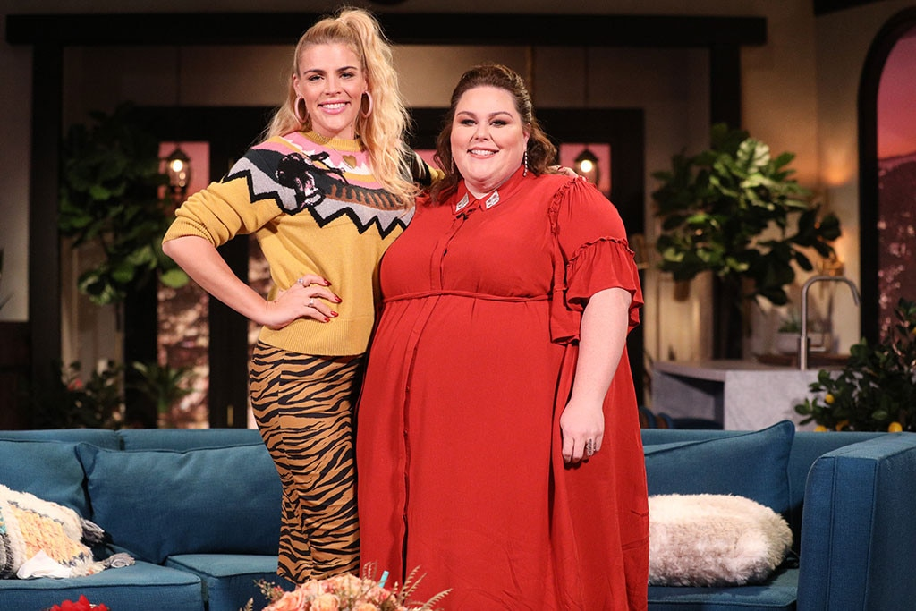 Chrissy Metz, Busy Tonight