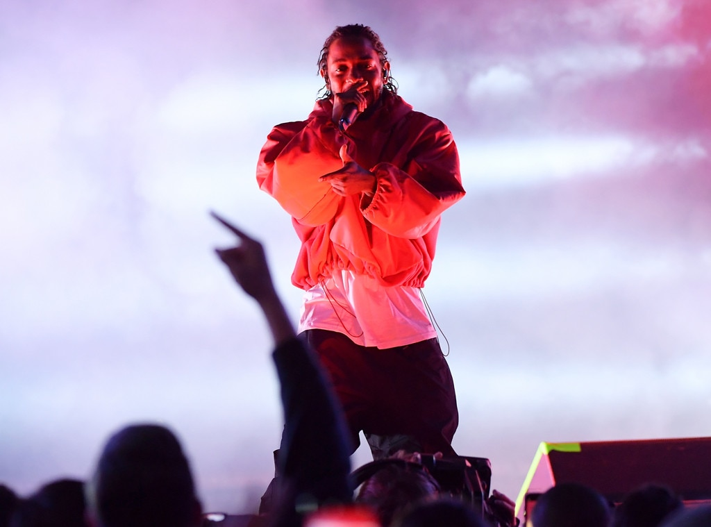 Kendrick Lamar, NBC All-Star Weekend