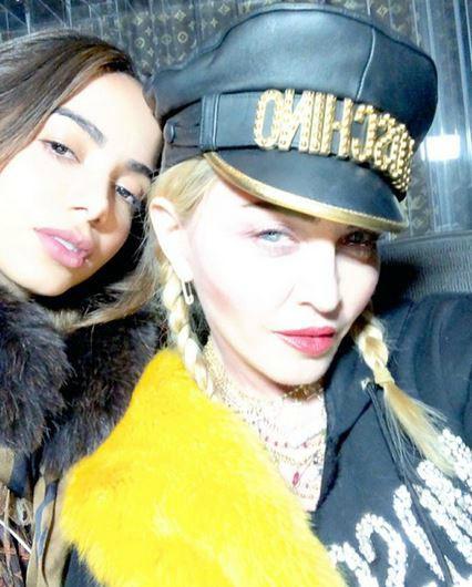 Anitta, Madonna