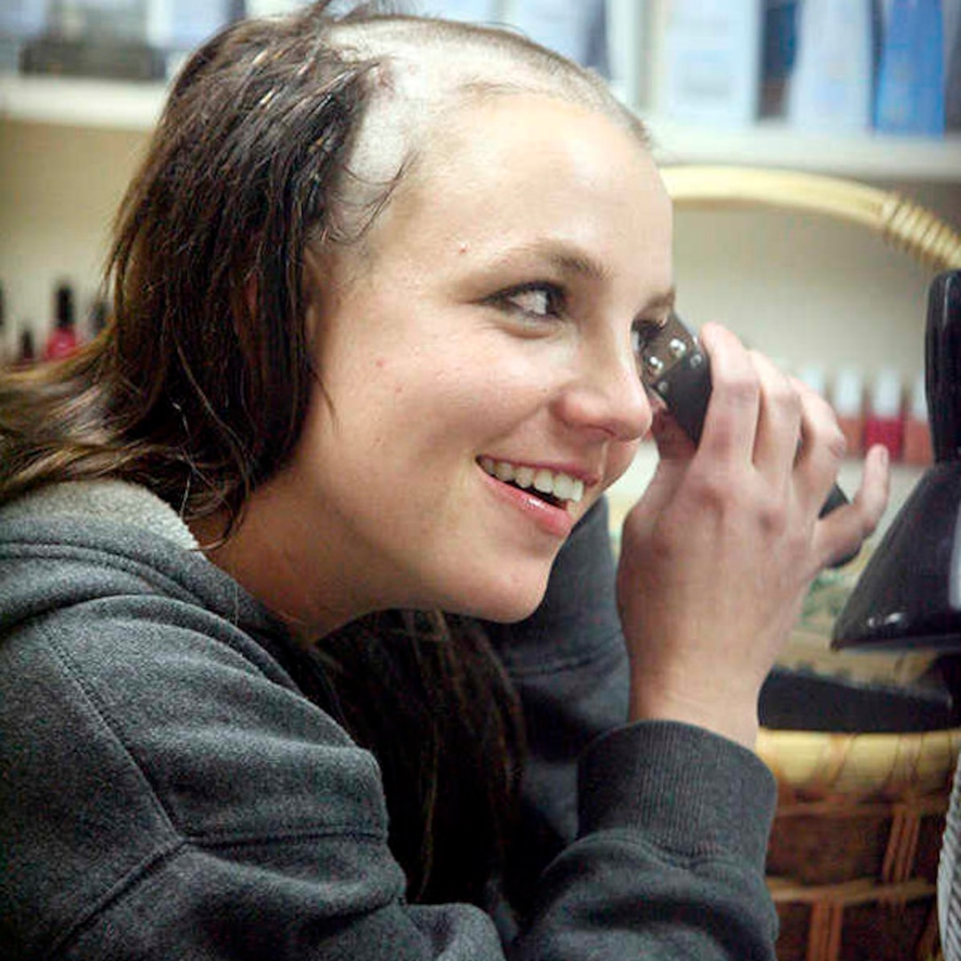 Britney Spears Has Come A Long Way 11 Years After Shaving Head E Online