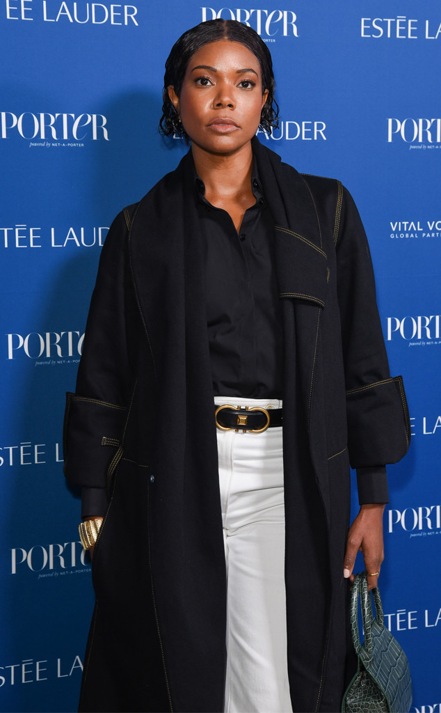 Gabrielle Union, Porter's Incredible Women Gala 2018