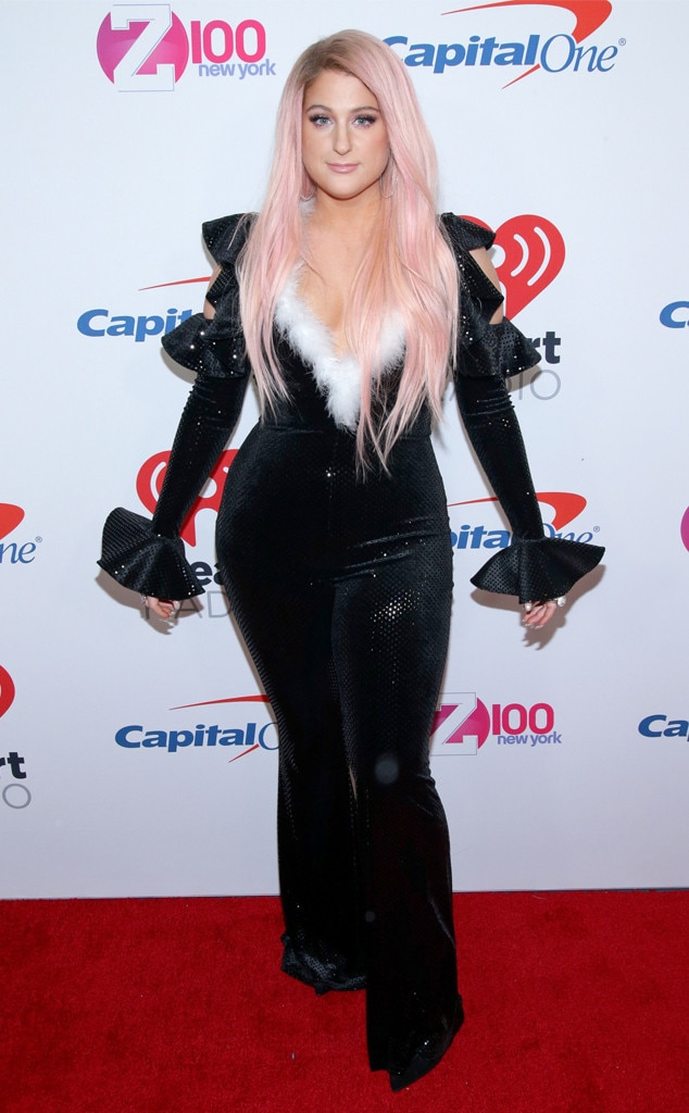 Meghan Trainor, Z100's iHeartRadio Jingle Ball 2018