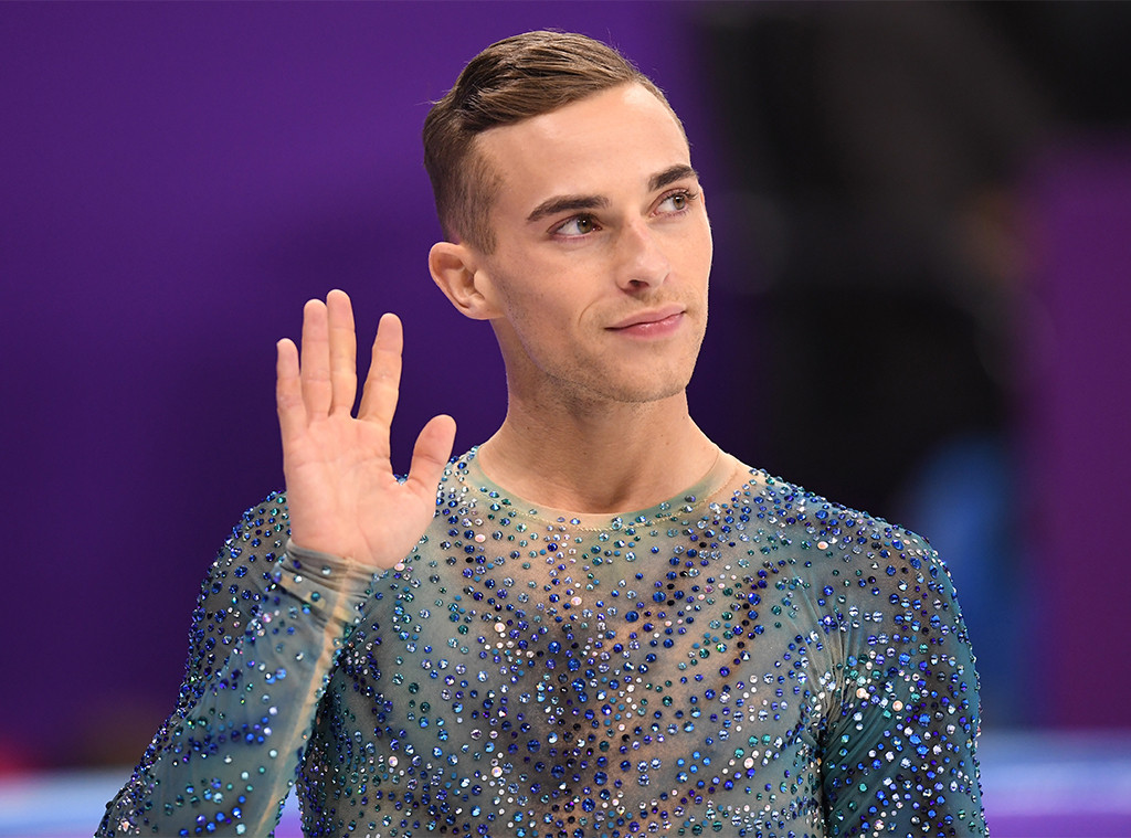 Adam Rippon, 2018 Winter Olympics