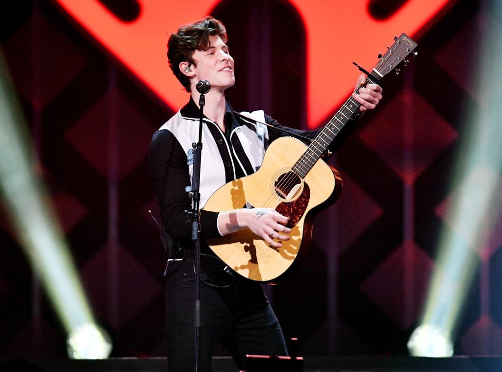Jingle Ball 2018, Shawn Mendes