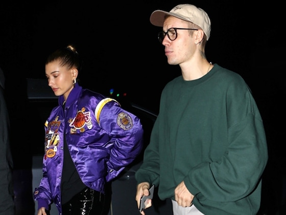 Justin Bieber Almost Runs Into Chantel Jeffries While on Date With Hailey Baldwin