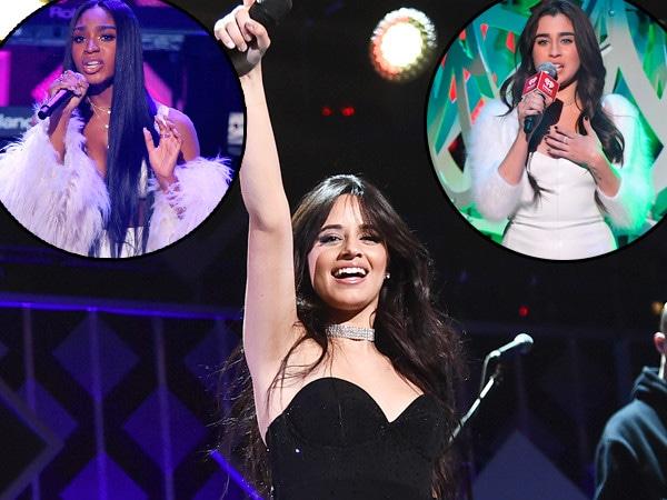 Normani y Lauren Jauregui le env&iacute;an un mensaje a Camila Cabello de cara a los <i>Grammys</i>2019