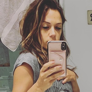 Jana Kramer, Post-Pregnancy, Instagram