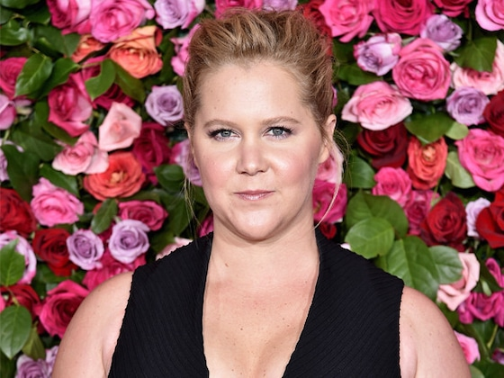 "Amy Schumer Says the ""Hype Is Real"" About Motherhood"