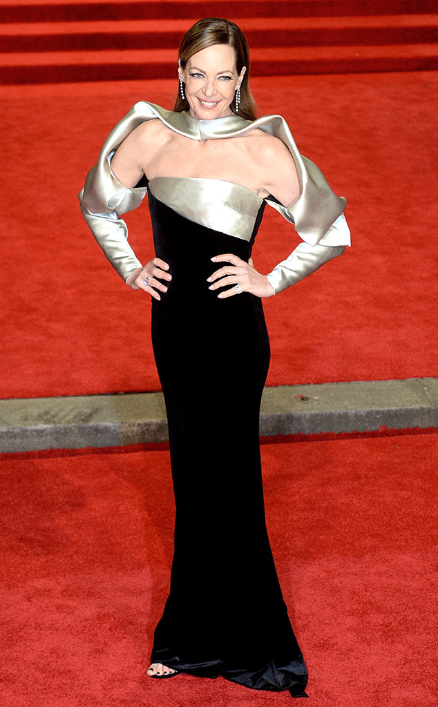 Allison Janney, BAFTAs, 2018