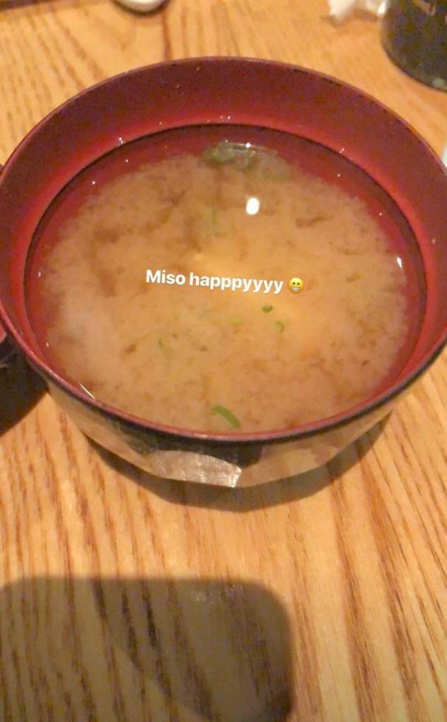 Chantel Jeffries, Matsushita Beverly Hills, Miso Soup