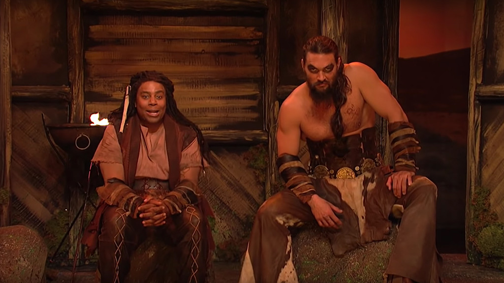 Jason Momoa, Game of Thrones, Khal Drogo, SNL