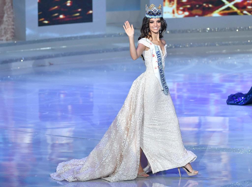 Miss Mexico Vanessa Ponce de Leon, Miss World 2018 Winner