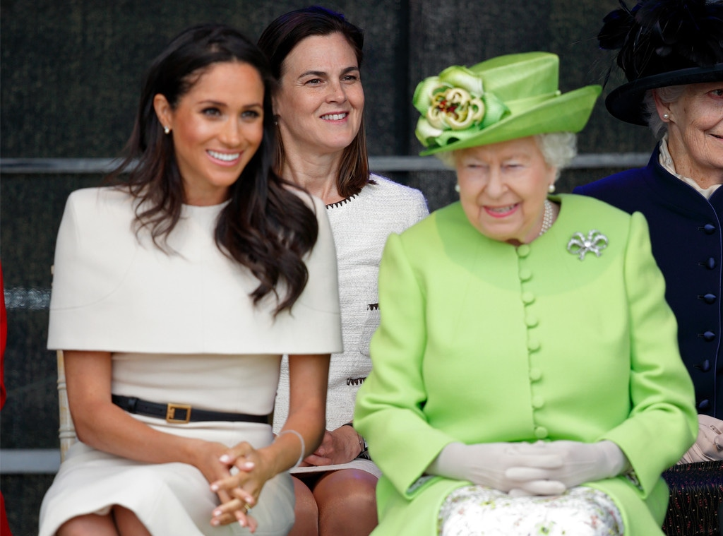 Samantha Cohen, Meghan Markle Aide, Queen Elizabeth