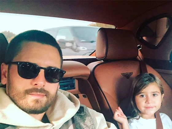 "Scott Disick and Penelope Disick Enjoy Sweet Father-Daughter ""Date Day"""