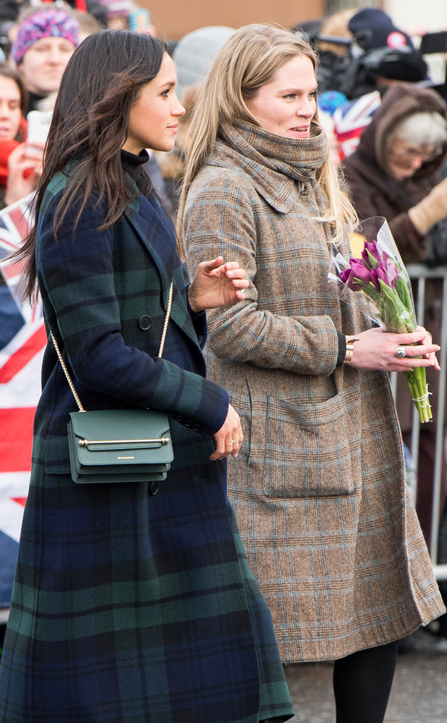 Meghan Markle, Amy Pickerill