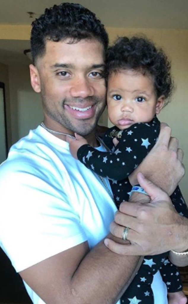 Inside Ciara's Year of Life and Love: Russell Wilson's Daddy Skills