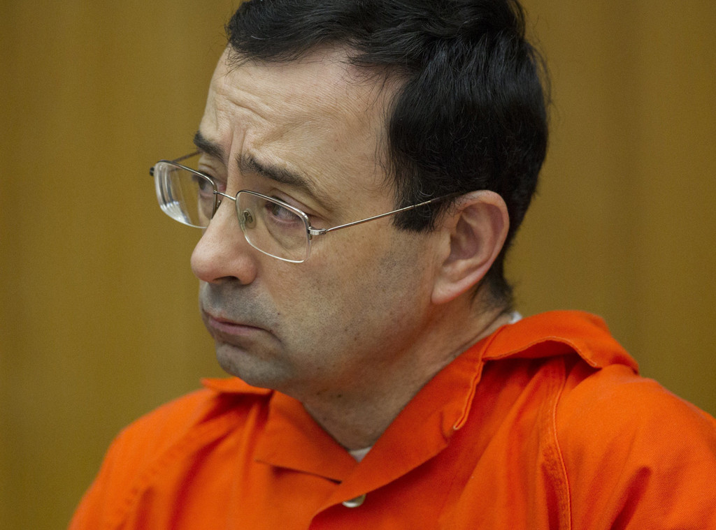 Larry Nassar, Court