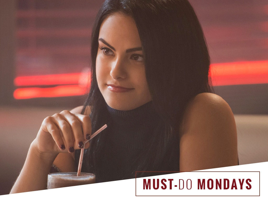 ESC: Must Do Monday, Riverdale, Camila Mendes