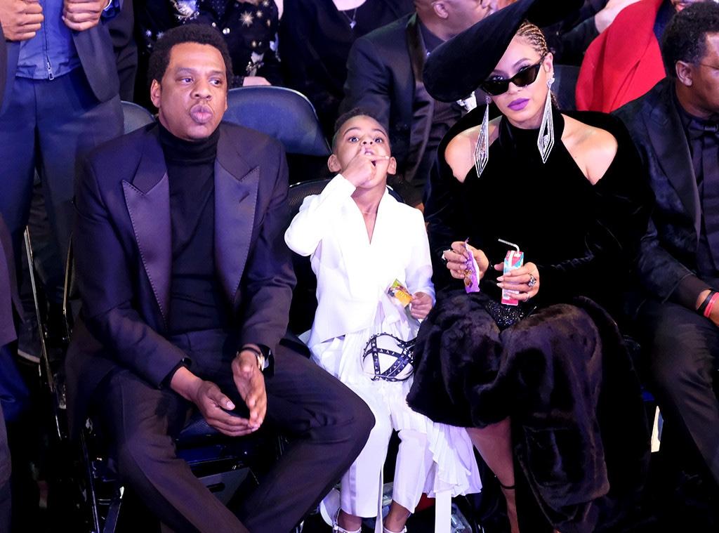 JAY-Z, Blue Ivy Carter, Beyonce, Snacks
