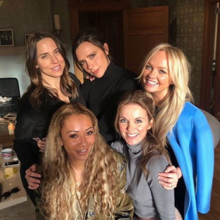 97e33db462 Victoria Beckham Honors Her Spice Girls Past in Hilarious Vogue Video