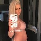 Maryse's Pregnancy Pics