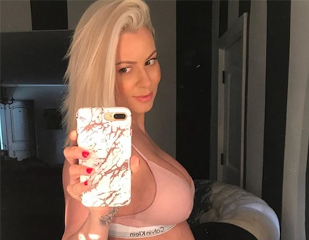 Maryse Gives Birth Total Divas Star And The Miz Welcome