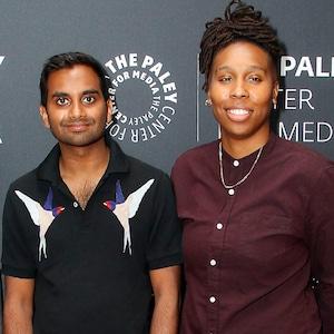Aziz Ansari, Lena Waithe