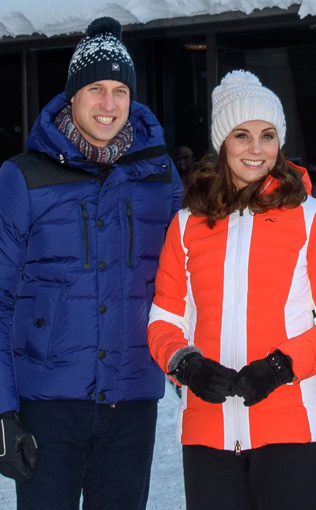 Kate Middleton Shows Us Winter Fashion Done Right On Norway Visit E Online
