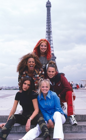 Spice Girls, Paris