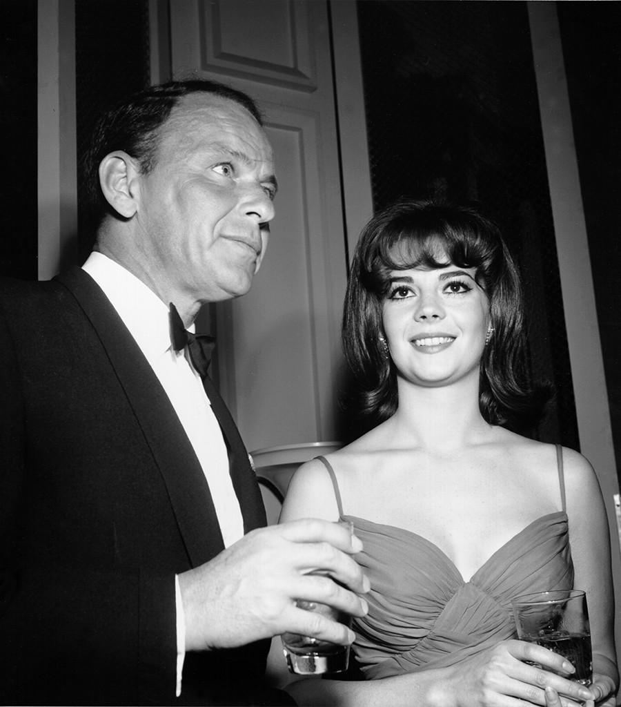 Natalie Wood, Frank Sinatra