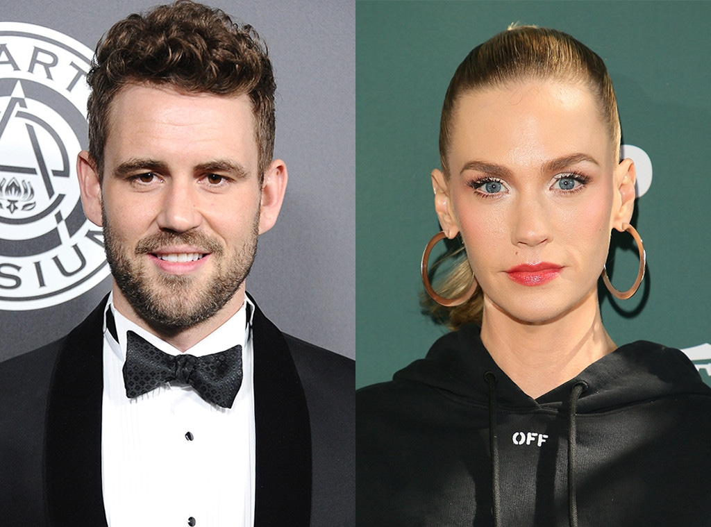 Nick Viall, January Jones