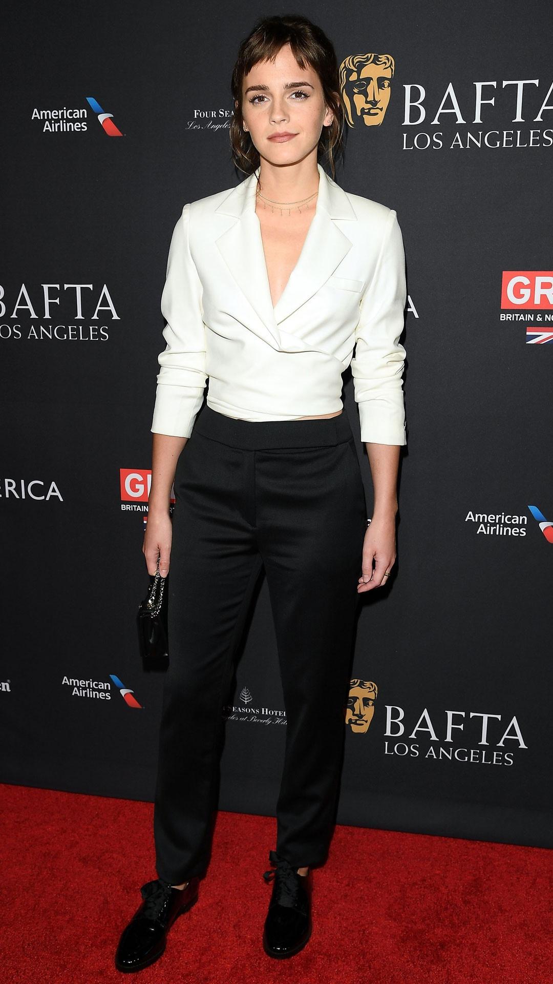 Emma Watson, BAFTA LA Tea Party