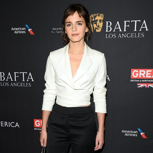 Emma Watson, BAFTA LA Tea Party