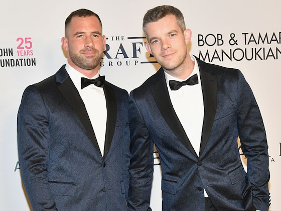 <i>Quantico</i>'s Russell Tovey Confirms Split From Fianc&eacute; Steve Brockman on Instagram